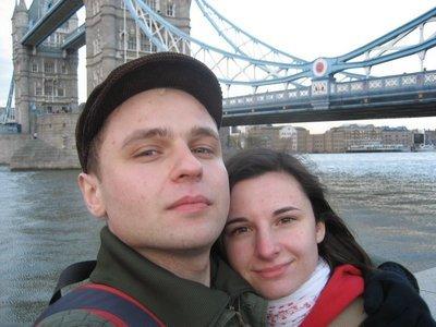 Ala i Arek w Londku Zdrój